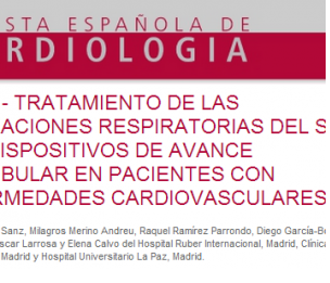 Ronquidos y problemas cardiovasculares