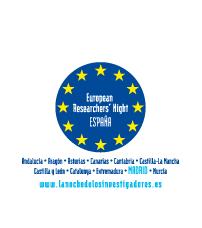Lirón en la Noche Europea de los Investigadores de Madrid 26 de Septiembre de 2014