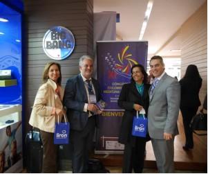 Liron en el Congreso Nacional de la Sociedad Colombiana de Medicina del Sueño 13 de Noviembre de 2014