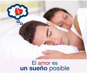 Dormir bien facilita las relaciones de pareja