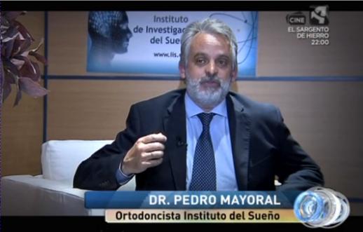 Lirón en Aragón Televisión en el programa Objetivo 27 Mayo 2013