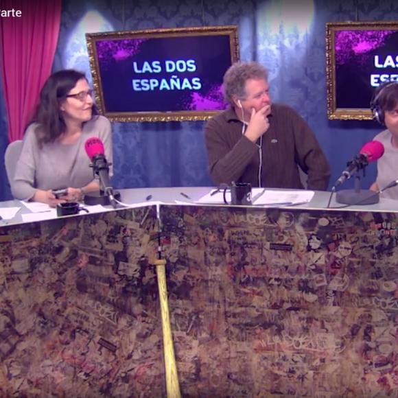 Entrevista al Dr. Pedro Mayoral con Juan Luis Cano y Dani Moreno en el programa Arriba España – M80 Radio