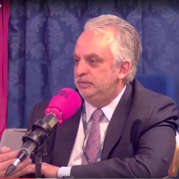 Entrevista al Dr. Pedro Mayoral con Juan Luis Cano en el programa Arriba España – M80 Radio