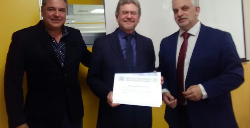 El Dr. Pedro Mayoral Sanz – Director del primer Título de Especialista Universitario de Medicina Dental de Sueño de España