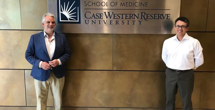 El Dr Pedro Mayoral en Case Western Reserve University de Cleveland imparte una serie de conferencias sobre medicina dental de sueño