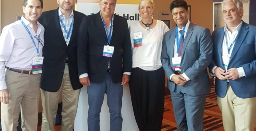 El Dr Pedro Mayoral en el Congreso de la Asociacion Americana de Medicina Dental de Sueño AADSM en Baltimore junio 2018