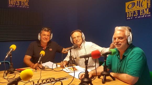 Entrevista al Dr. Pedro Mayoral y Dr. Manuel Míguez en el programa Onda Salud: Los ronquidos, sus causas, consecuencias y tratamiento.