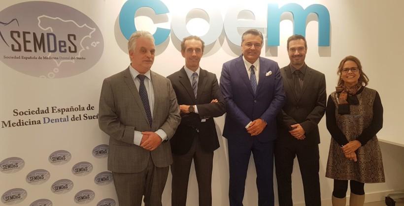 Onda Salud – Entrevista del Dr. Pedro Mayoral sobre la firma del convenio COEM – SEMDES
